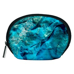 Turquoise Accessory Pouch (Medium)