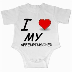 Affen Love Infant Bodysuit
