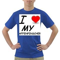 Affen Love Men s T-shirt (Colored)