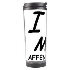 Affen Love Travel Tumbler