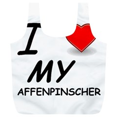 Affen Love Reusable Bag (XL)