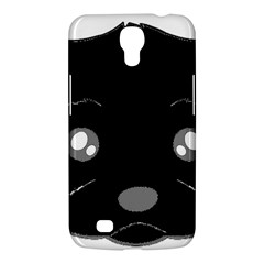 Affenpinscher Cartoon 2 Sided Head Samsung Galaxy Mega 6.3  I9200 Hardshell Case