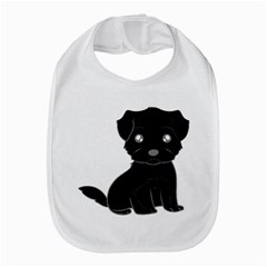 Affenpinscher Cartoon Bib