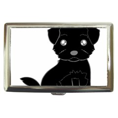 Affenpinscher Cartoon Cigarette Money Case