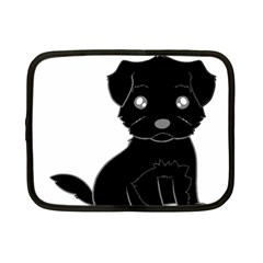Affenpinscher Cartoon Netbook Sleeve (Small)