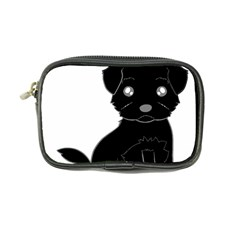 Affenpinscher Cartoon Coin Purse