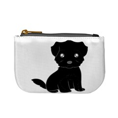 Affenpinscher Cartoon Coin Change Purse