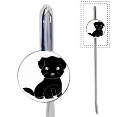 Affenpinscher Cartoon Bookmark