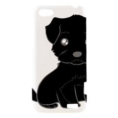 Affenpinscher Cartoon HTC One V Hardshell Case