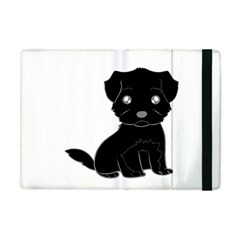 Affenpinscher Cartoon Apple iPad Mini Flip Case