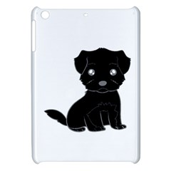 Affenpinscher Cartoon Apple iPad Mini Hardshell Case