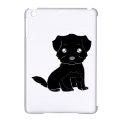 Affenpinscher Cartoon Apple iPad Mini Hardshell Case (Compatible with Smart Cover)