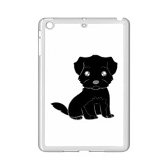Affenpinscher Cartoon Apple iPad Mini 2 Case (White)