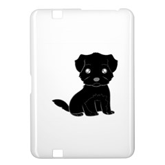 Affenpinscher Cartoon Kindle Fire HD 8.9  Hardshell Case