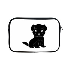 Affenpinscher Cartoon Apple iPad Mini Zippered Sleeve