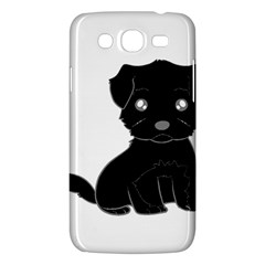 Affenpinscher Cartoon Samsung Galaxy Mega 5.8 I9152 Hardshell Case