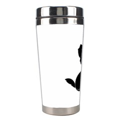 Affenpinscher Cartoon Stainless Steel Travel Tumbler