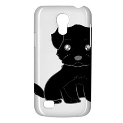 Affenpinscher Cartoon Samsung Galaxy S4 Mini (GT-I9190) Hardshell Case