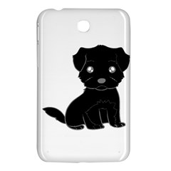 Affenpinscher Cartoon Samsung Galaxy Tab 3 (7 ) P3200 Hardshell Case
