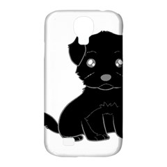 Affenpinscher Cartoon Samsung Galaxy S4 Classic Hardshell Case (PC+Silicone)