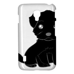Affenpinscher Cartoon LG Optimus L7 II P715 Hardshell Case