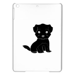 Affenpinscher Cartoon Apple iPad Air Hardshell Case