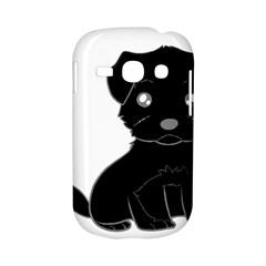 Affenpinscher Cartoon Samsung Galaxy S6810 Hardshell Case