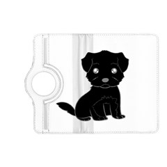 Affenpinscher Cartoon Kindle Fire HD (2013) Flip 360 Case