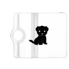 Affenpinscher Cartoon Kindle Fire HDX 8.9  Flip 360 Case