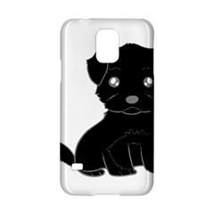 Affenpinscher Cartoon Samsung Galaxy S5 Hardshell Case