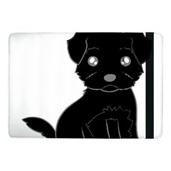 Affenpinscher Cartoon Samsung Galaxy Tab Pro 10.1  Flip Case