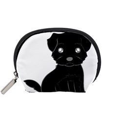 Affenpinscher Cartoon Accessory Pouch (Small)