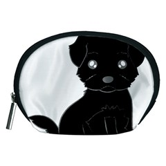 Affenpinscher Cartoon Accessory Pouch (Medium)