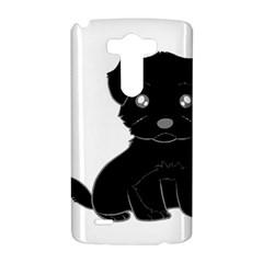 Affenpinscher Cartoon LG G3 Hardshell Case