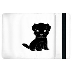 Affenpinscher Cartoon Apple iPad Air 2 Flip Case