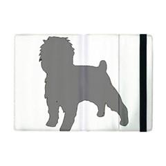 Affenpinscher Color Grey Silo Apple iPad Mini Flip Case