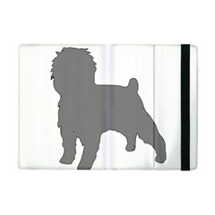 Affenpinscher Color Grey Silo Apple iPad Mini 2 Flip Case