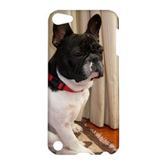 Sitting 3 French Bulldog Apple iPod Touch 5 Hardshell Case