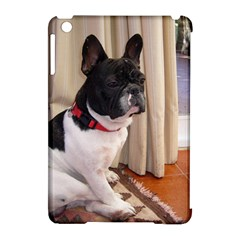 Sitting 3 French Bulldog Apple iPad Mini Hardshell Case (Compatible with Smart Cover)