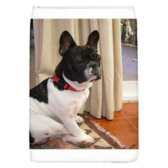 Sitting 3 French Bulldog Removable Flap Cover (Large)