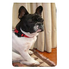 Sitting 3 French Bulldog Removable Flap Cover (Small)