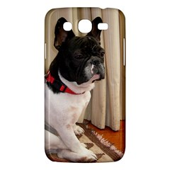 Sitting 3 French Bulldog Samsung Galaxy Mega 5.8 I9152 Hardshell Case