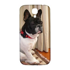 Sitting 3 French Bulldog Samsung Galaxy S4 I9500/I9505  Hardshell Back Case