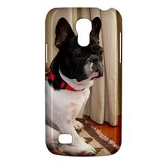 Sitting 3 French Bulldog Samsung Galaxy S4 Mini (GT-I9190) Hardshell Case
