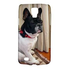 Sitting 3 French Bulldog Samsung Galaxy S4 Active (I9295) Hardshell Case