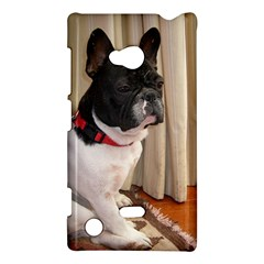 Sitting 3 French Bulldog Nokia Lumia 720 Hardshell Case