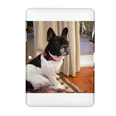 Sitting 3 French Bulldog Samsung Galaxy Tab 2 (10.1 ) P5100 Hardshell Case