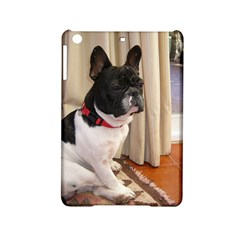 Sitting 3 French Bulldog Apple iPad Mini 2 Hardshell Case