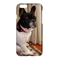 Sitting 3 French Bulldog Apple iPhone 6 Plus Hardshell Case