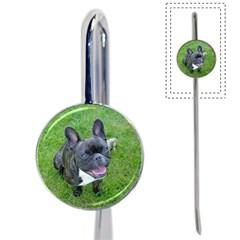 Sitting 2 French Bulldog Bookmark